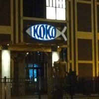 Photo taken at Koko Sushi Bar & Lounge by Anthony R. on 5/30/2013