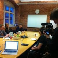 Photo taken at 1000heads HQ by Anastasia E. on 1/28/2013