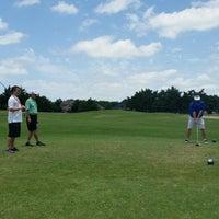 Photo taken at Buffalo Creek Golf Club by Lesli B. on 6/15/2014