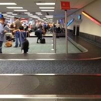 Photo taken at Baggage Claim by Jose Luis L. on 11/15/2012