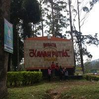 Photo taken at Kawah Putih by Hä®®is M. on 10/22/2012