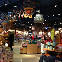 Photo taken at Disney Store by Julie D. on 2/16/2013