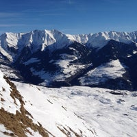 Photo taken at Piz Mundaun by Matthias M. on 1/1/2013