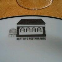 Photo taken at Berttu's Restaurante by Bere C. on 12/29/2012