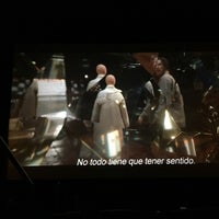 Photo taken at Cinemex Platino by Oscar on 10/23/2016