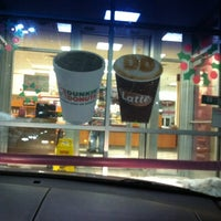 Photo taken at Dunkin Donuts by 💕Krissy M. on 1/3/2013