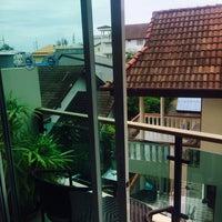 Photo taken at Baramee Resortel Phuket by Tushar P. on 5/18/2014