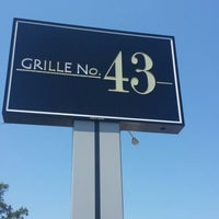 Photo taken at Grille No. 43 by Jeffrey D. on 7/11/2013