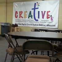 Photo taken at New Hope Baptist Church by Aereial W. on 6/4/2014