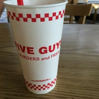 Photo taken at Five Guys by Jonathan G. on 9/6/2016