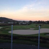 Photo taken at Erinvale Golf Estate by Gwen K. on 5/7/2015