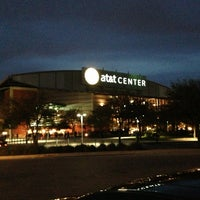 Photo taken at AT&T Center by MacBeth P. on 3/7/2013