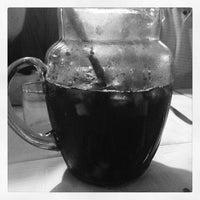 Photo taken at Restaurant La Huerta by Geissler P. on 12/2/2012