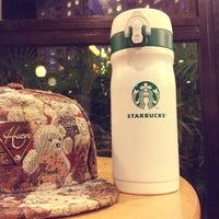 Photo taken at Starbucks by L Y N . on 10/14/2013