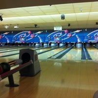 Photo taken at Facenda Whitaker Lanes by Josh C. on 1/20/2013