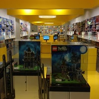 Photo taken at The LEGO Store by Stu L. on 10/22/2012