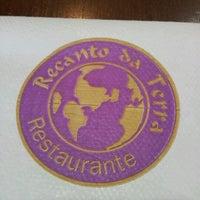 Photo taken at Recanto da Terra by Cassiano A. on 9/21/2012