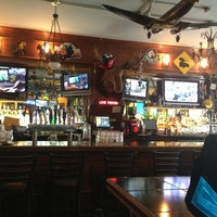 Photo taken at Hermann's Olde Town Grille by Jim T. on 2/22/2013