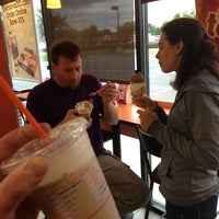 Photo taken at Dunkin' Donuts by Raleigh C. on 5/24/2013