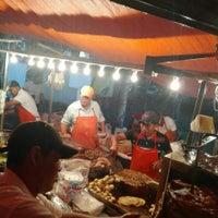 Photo taken at Tacos Arenal (Los Naranjas) by Gustavo C. on 7/18/2016