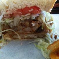 Photo taken at Primanti Bros. by Ana on 10/4/2012