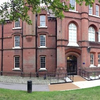 Photo taken at Portsmouth City Museum by Reece S. on 9/14/2013