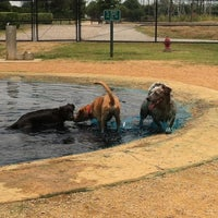 Photo taken at Danny Jackson Bark Park by Michelle M. on 7/5/2013