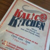 Photo taken at The Kalico Kitchen by Dougie G. on 10/6/2013