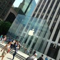 Photo taken at Apple Fifth Avenue by Ελευθέριος Σ. on 6/17/2013