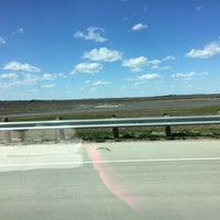 Photo taken at Lake Lavon by Crazy A. B. on 4/8/2014
