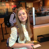 Photo taken at Starbucks by Юлиана М. on 4/9/2013