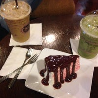 Photo taken at Sweets Café by papaam p. on 6/15/2016