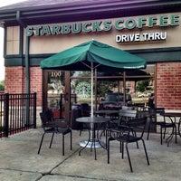 Photo taken at Starbucks by Kristen M. on 6/21/2013