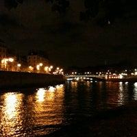 Photo taken at La Seine by Sylvain L. on 11/26/2012