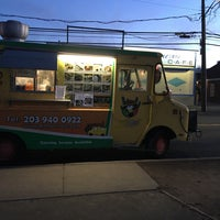 Photo taken at El Charrito Taco Truck by Dave N. on 3/11/2016