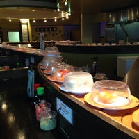 Photo taken at Sushiville by Mike P. on 9/26/2013