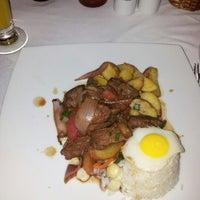 Photo taken at El Otro Sitio by Cecilia C. on 12/1/2012