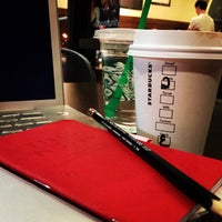 Photo taken at Starbucks by David R. on 9/14/2012