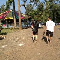 Photo taken at Taman Wisata Lembah Hijau by Jennifer L. on 8/2/2014