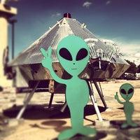 Photo taken at Alien Fresh Jerky by Michael K. on 10/12/2012