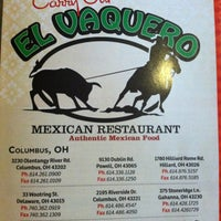 Photo taken at El Vaquero by Kim R. on 1/24/2013