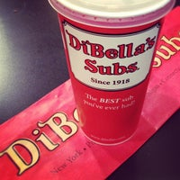 Photo taken at DiBella's Old Fashioned Submarines by Scott M. on 10/22/2012