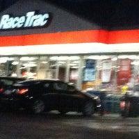 Photo taken at RaceTrac by Marlon E. on 12/17/2012