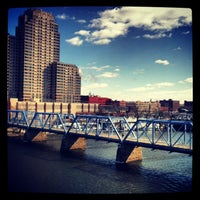Photo taken at Blue Bridge by Gina M. on 3/4/2013
