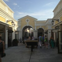 Photo taken at McArthurGlen Designer Outlet Parndorf by Iskandar S I. on 7/26/2013