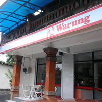 Photo taken at a warung by Ode S. on 5/9/2013