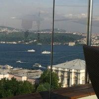 Photo taken at Swissôtel The Bosphorus, Istanbul by İnan Ç. on 5/11/2013