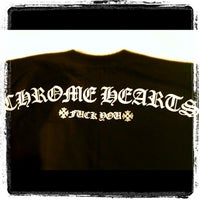 Photo taken at Chrome Hearts by Brian S. on 11/7/2012