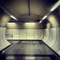 Photo taken at Syntagma Metro Station by Elias on 1/29/2013