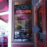 Photo taken at Moon's Kitchen Cafe by Lee G. on 9/19/2013